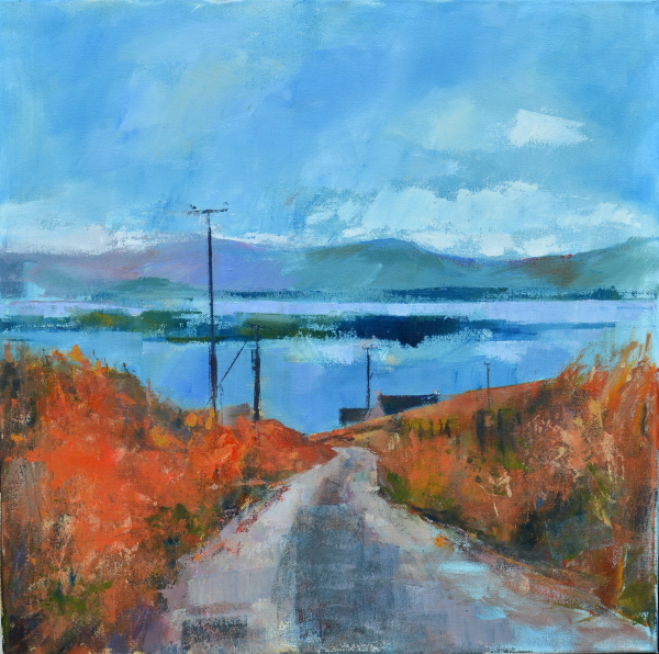 Road to Loch Striven